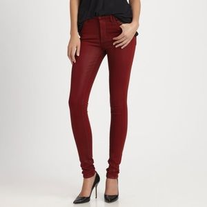 Citizens of Humanity Wax Coated Jeans